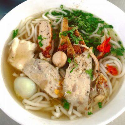 Bánh canh chả cá Phú Quý